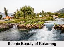 Kokernag, Anantnag District, Jammu and Kashmir