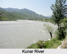 Kunar River, Tributary of Indus River