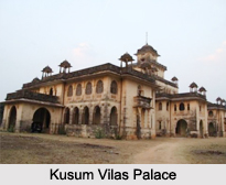 Kusum Vilas Palace, Gujarat