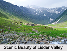 Lidder Valley, Anantanag District, Jammu and Kashmir