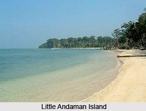 Little Andaman, Indian Island