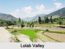 Lolab Valley, Kashmir, Jammu and Kashmir