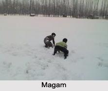 Magam, Budgam District, Jammu and Kashmir