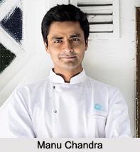 Manu Chandra, Indian Chef