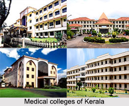 Medical colleges of Kerala