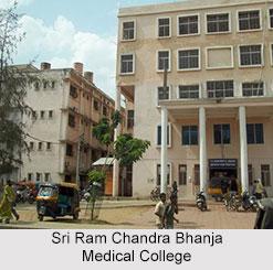Medical colleges of Orissa