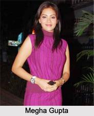 Megha Gupta, Indian Television Actress