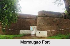 Mormugao Fort, Goa