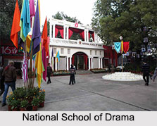 National School of Drama, New Delhi, Uttar Pradesh