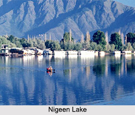 Nigeen Lake, Srinagar District, Jammu and Kashmir