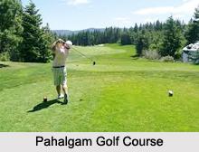 Pahalgam Golf Club, Lidder Valley, Jammu and Kashmir