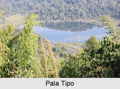 Pala Tipo Lake, Mizoram