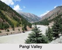 Pangi Valley, Kinnaur District, Himachal Pradesh
