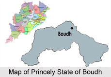 Princely State of Boudh