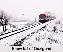 Qazigund, Kulgam District, Jammu and Kashmir
