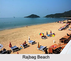 Rajbag Beach, South Goa