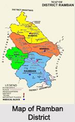 Ramban District, Jammu and Kashmir