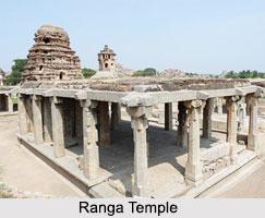 Ranga Temple, Hampi, Karnataka