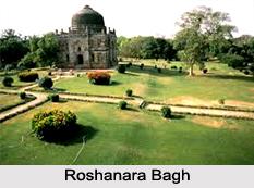 Roshanara Bagh, Delhi