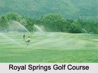 Royal Springs Golf Course, Srinagar, Jammu and Kashmir