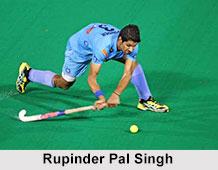 Rupinder Pal Singh, Indian Hockey Player