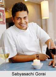 Sabyasachi Gorai, Indian Chef