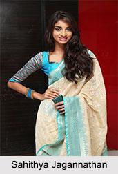 Sahithya Jagannathan, Indian Model