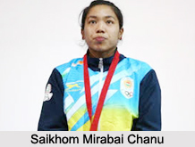 Saikhom Mirabai Chanu, Indian Weightlifter