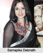 Samapika Debnath, Indian Film Actress