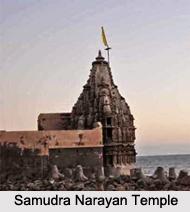 Samudra Narayan Temple, Dwarka, Gujarat