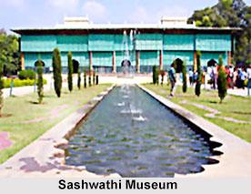 Sashwathi Museum, Bangalore, Karnataka