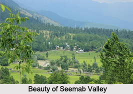 Seemab Valley, Kupwara District, Jammu and Kashmir