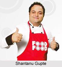 Shantanu Gupte, Indian Chef