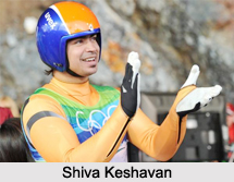 Shiva Keshavan, Indian Athlete