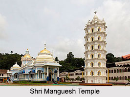 Shri Manguesh Temple, Mangeshi Village, Goa