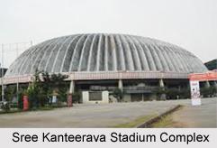 Sree Kanteerava Stadium Complex, Bengaluru, Karnataka