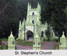 St. Stephen's Church, Ooty, Tamil Nadu