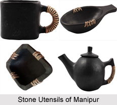 Stone Carving of Manipur