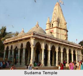 Sudama Temple, Porbandar, Gujarat