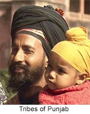 Tribes of Punjab
