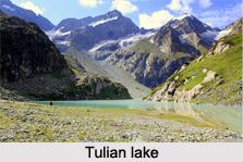 Tulian lake, Anantanag District, Jammu and Kashmir
