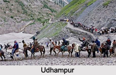 Udhampur, Udhampur District, Jammu and Kashmir