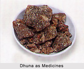 Use of Dhuna as Medicines, Classification of Medicine