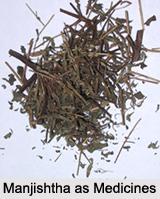 Use of Manjishtha as Medicines, Classification of Medicine