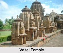 Vaital Temple, Bhubaneshwar, Orissa