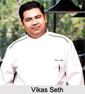 Vikas Seth, Indian Chef