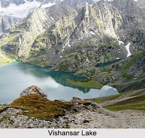 Vishansar Lake, Sonamarg, Jammu and Kashmir