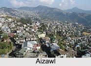 Cities of Mizoram