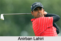 Anirban Lahiri, Indian Golf Player