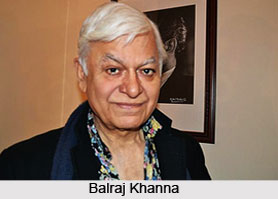 Balraj Khanna, Indian Painter